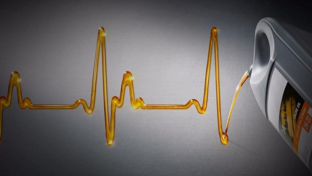 Oil is the heartbeat of your car