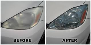 how to restore headlights