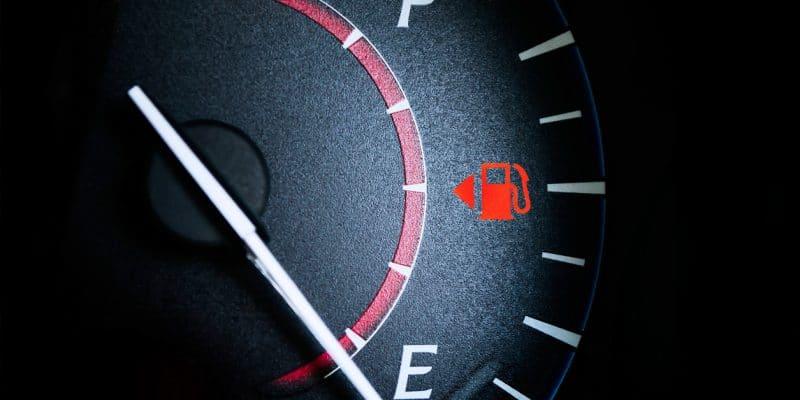 fuel empty