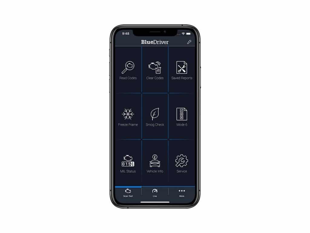 BlueDriver App