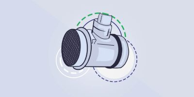 How to Clean the Mass Air Flow Sensor