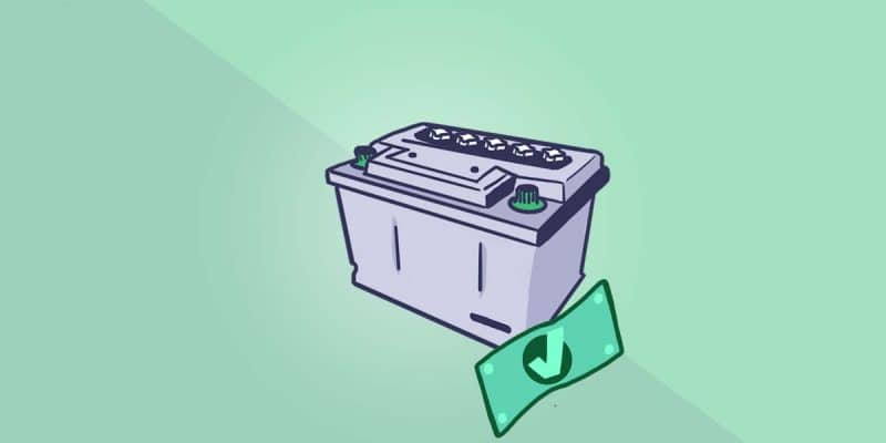 cost to replace car battery