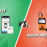 FIXD vs. Ancel OBD2 scanner comparison