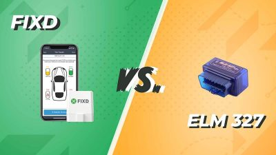 FIXD vs. ELM327 scan tool comparison