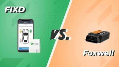FIXD vs. Foxwell OBD Scanner Comparison