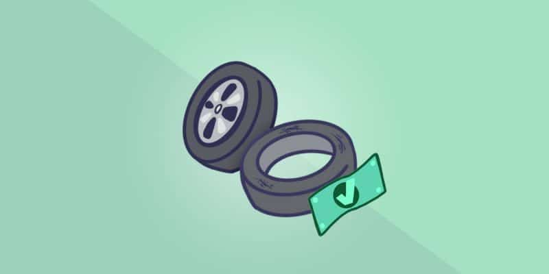 how much does it cost to rotate tires