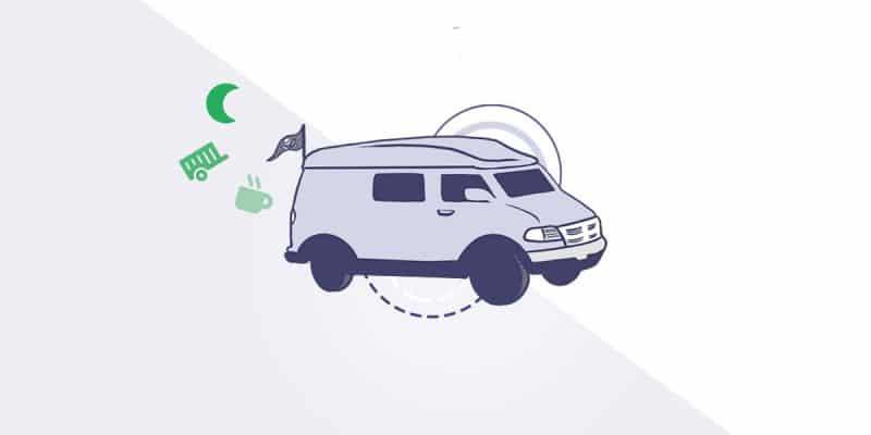 No-build van build header
