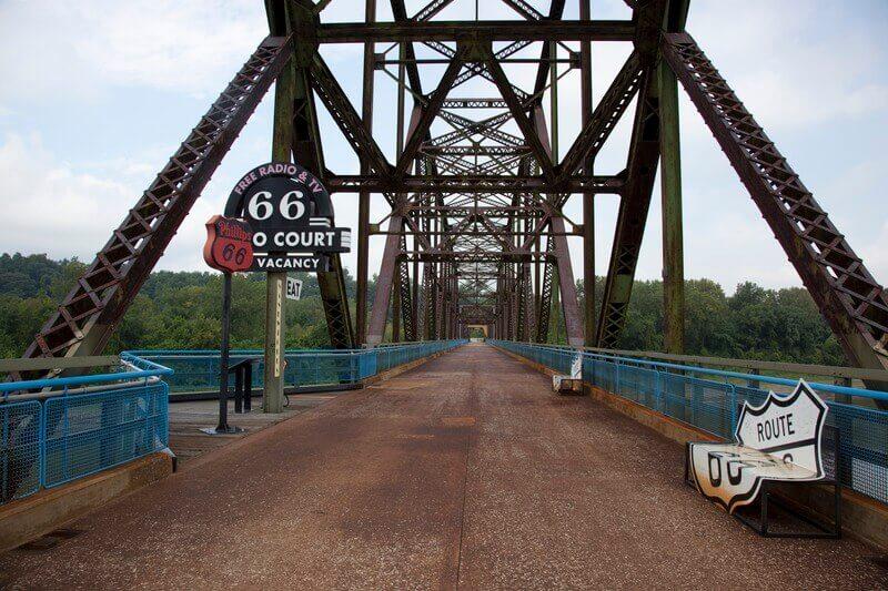 Route 66 St. Louis Missouri