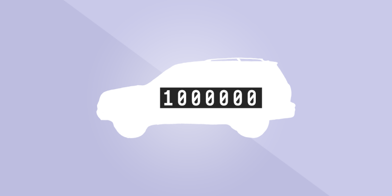 Get your car to 1 million miles
