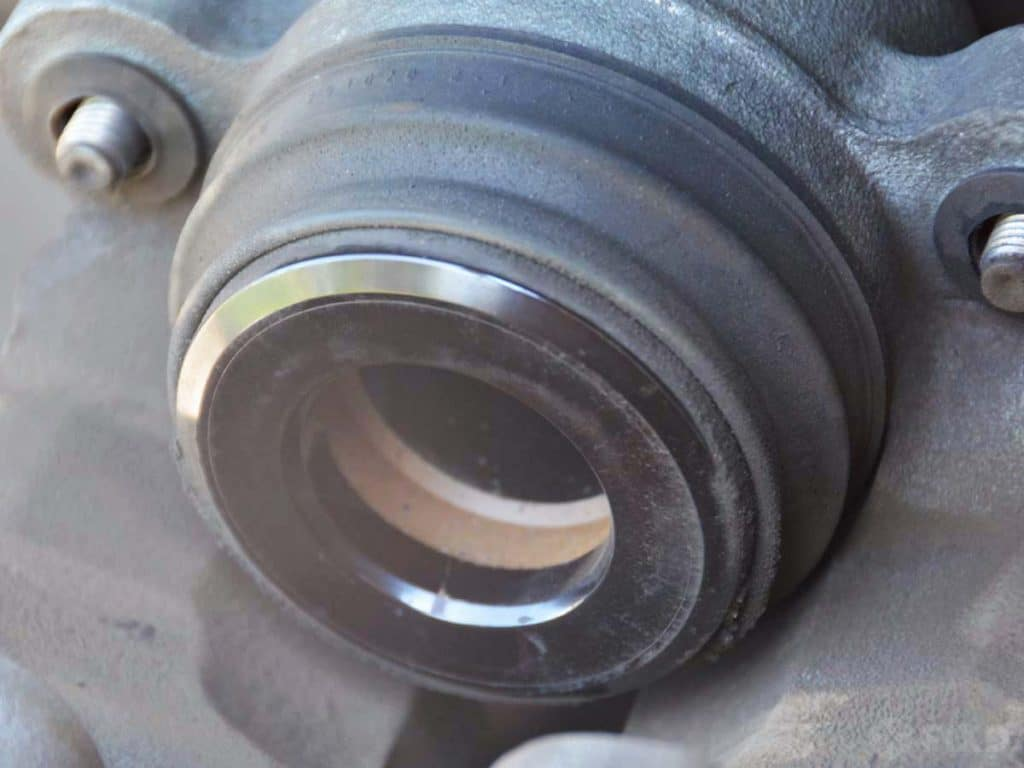 know what type of piston your brake calipers have