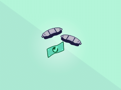 how much should it cost to replace brake pads and rotors