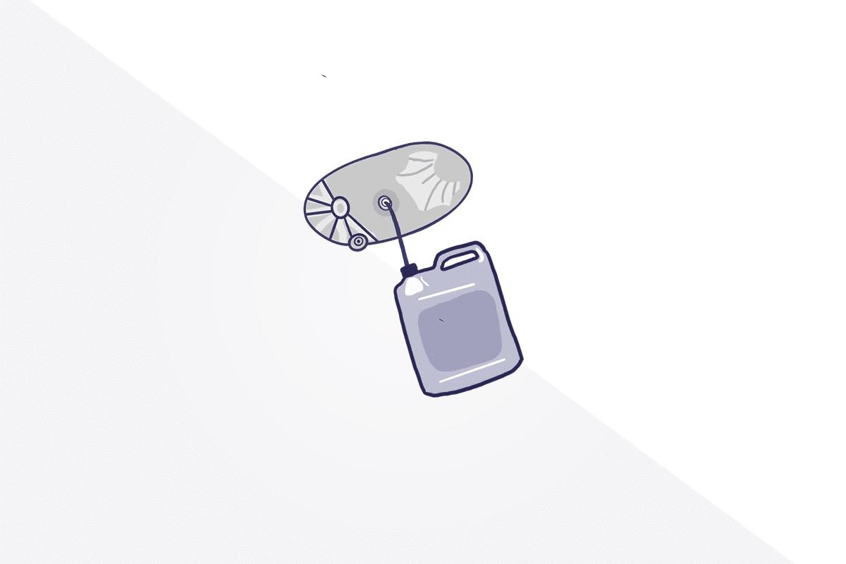 transfer case fluid