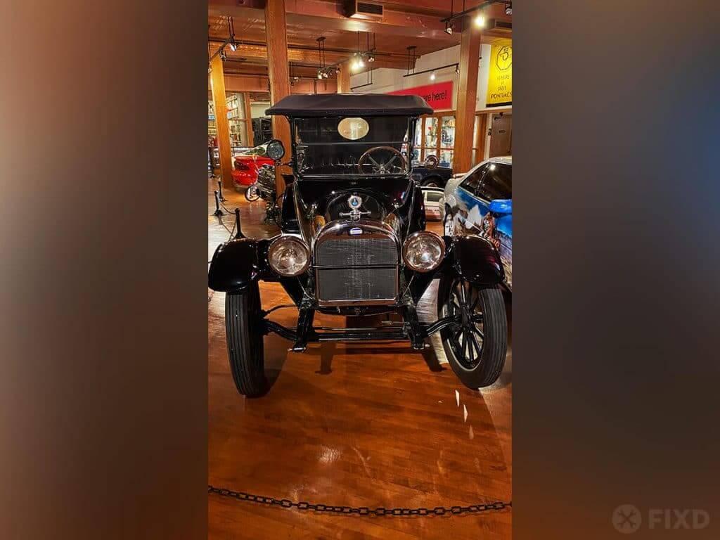 Oakland Model 32 Touring