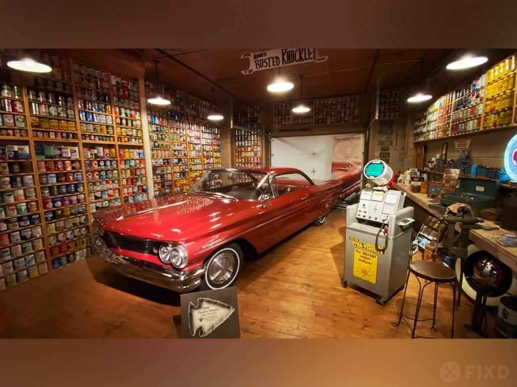 Shop with 1960 Pontiac Ventura