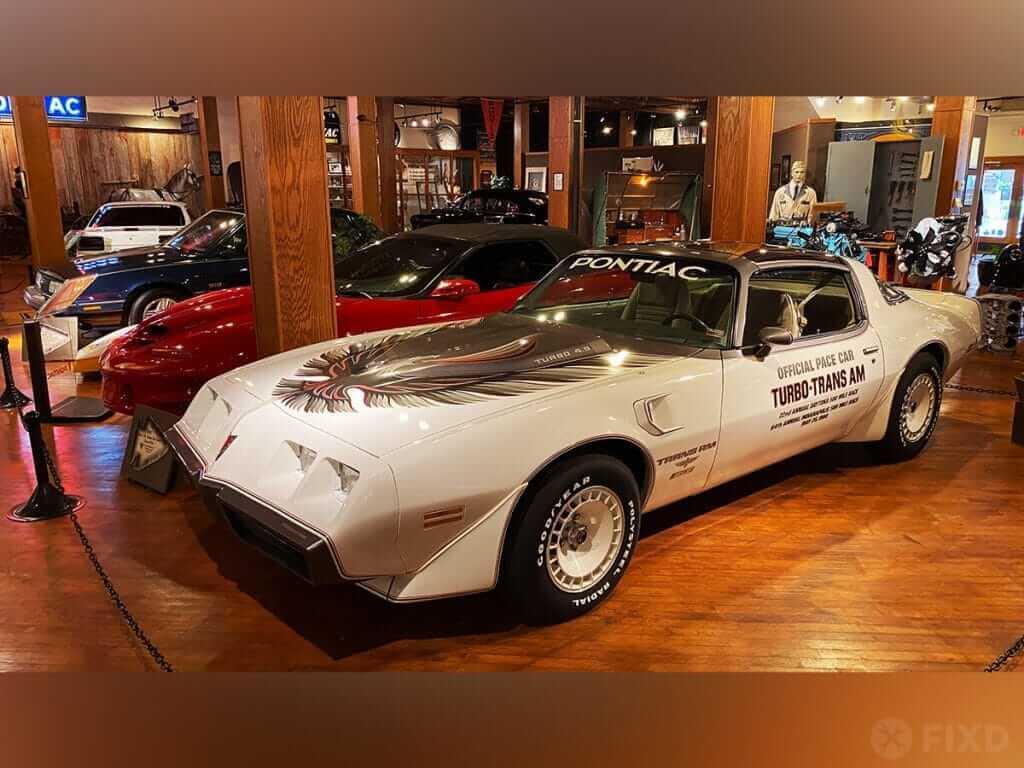 1980 Pontiac Turbo Trans Am